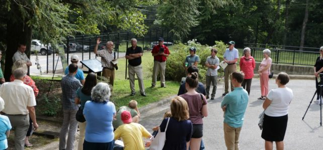 Event in Montreat Highlights the Collaborative Work of the HRI