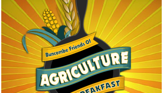 Tuesday, Feb. 20th, 2018: Buncombe County Friends of Agriculture Breakfast Featuring HRI