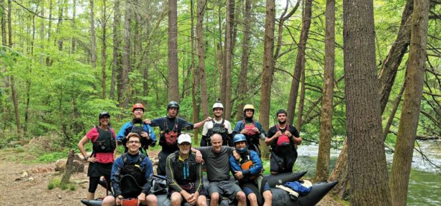 Extra, Extra: Read All About the Paddlers Hemlock Health Action Taskforce