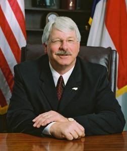 Steve Troxler, N.C. Agriculture Commissioner