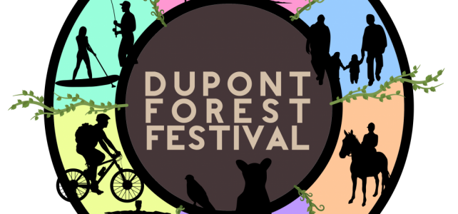 Saturday, September 28th, 2019: HRI at the 2nd Annual DuPont Forest Festival