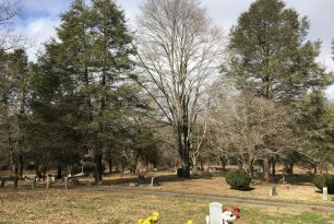 Saving Lives in One of Asheville's Oldest African American Cemeteries