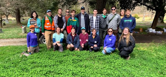 April 5th, 2019: UNCA hemlock treatment training workshop