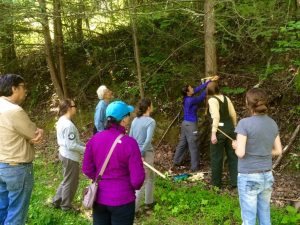 Friday, October 18th, 2019: Hemlock Treatment Workshop at Christmount