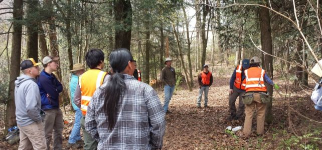 POSTPONED–Friday & Saturday, March 20 & 21, 2020: Hemlock Management Workshop at the NC Arboretum